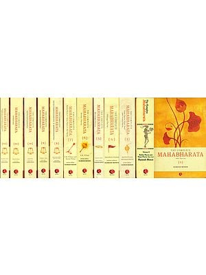 The Complete Mahabharata (Set of 12 Volumes)