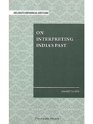 On Interpreting India's Past