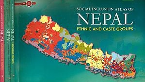 Social Inclusion Atlas of Nepal (Set of 4 Volumes)