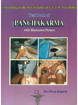 Text Book of Panchakarma with Illustrated Picture