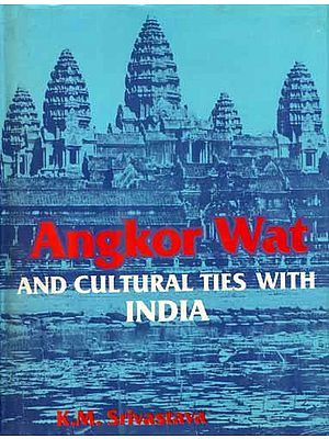Angkor Wat and Cultural Ties with India (An Old Book)