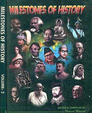 Milestones of History (Set of 2 Volume)
