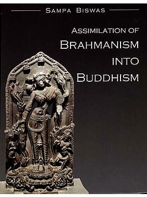 Assimilation of Brahmanism into Buddhism