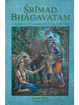 Srimad Bhagavatam - A Symphony of Commentaries on the Tenth Canto (Vol-III)