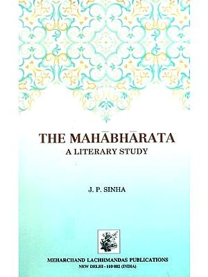 The Mahabharata - A Literary Study
