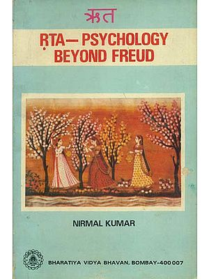 Rta-Psychology Beyond Freud  (An Old and Rare Book)