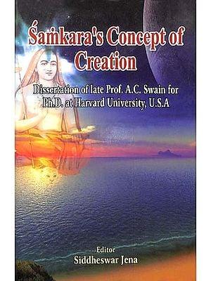 Samkara's Concept of Creation