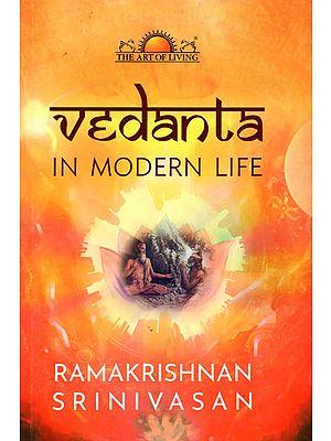 Vedanta in Modern Life