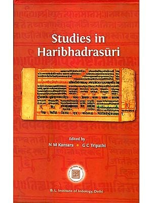 Studies in Haribhadrasuri