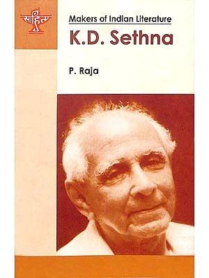 K. D. Sethna - Makers of Indian Literature
