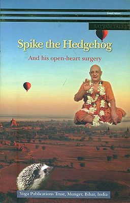 Spike the Hedgehog and His Open - Heart Surgey
