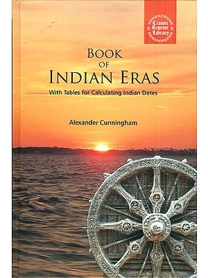 Book of Indian Eras   with Tables for Calculating Indian Dates