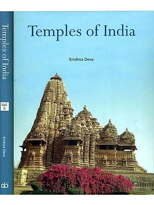 Temples of India (Set of 2 Volumes)