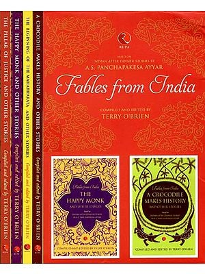 Fables From India (Set of Four Volumes)