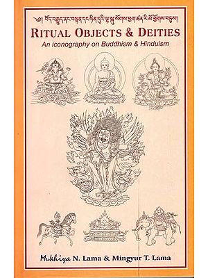 Ritual Objects & Deities (An Iconography on Buddhism & Hinduism)