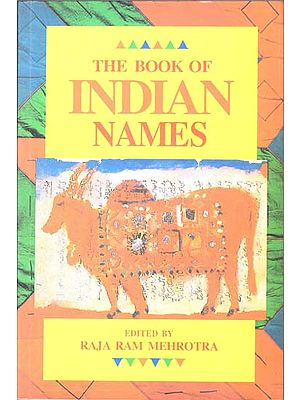 The Book of Indian Names