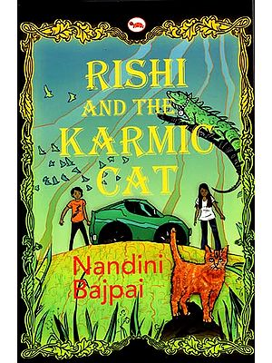 Rishi and The Karmic Cat