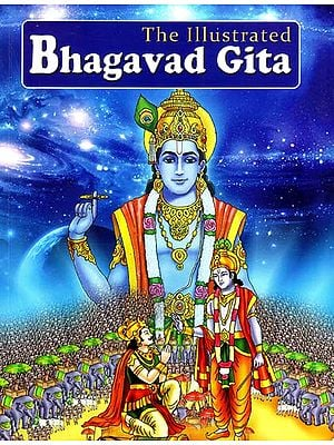 The Illustrated Bhagavad Gita