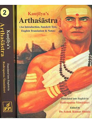 Kautilya's Arthasastra (Set of 2 Volumes)