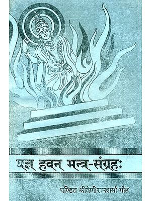 यज्ञ हवन मन्त्र संग्रह: Yajna Hawana Mantra Samgraha