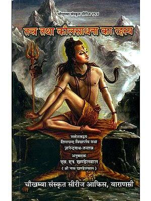 तन्त्र तथा कौलसाधना का रहस्य: Secrets of Tantra and Kaul Sadhana