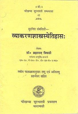 व्याकरणशास्त्रस्येतिहास: History of Vyakarana Shastra (Question and Answer)