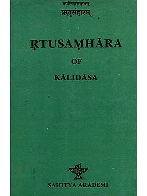 The Rtusamhara of Kalidasa (An Old and Rare Book)