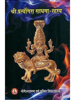 श्री प्रत्यंगिरा साधना -रहस्य: Secrets of Sri Pratyangira Sadhana
