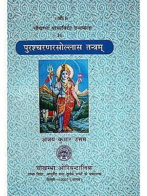 पुरश्चरणरसोल्लास तन्त्रम्: Purashcharanarasollasa Tantram