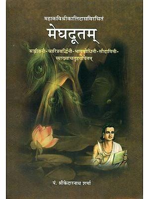 मेघदूतम्: Meghadutam of Kalidasa