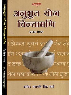 अनुभूत योग चिन्तामणि - Anubhut Yoga Chintamani (Set of 2 Volumes)