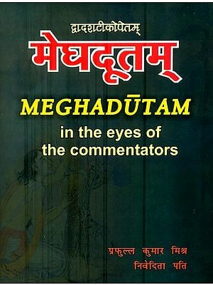 मेघदूतम्: Meghadutam in The Eyes of The Commentators