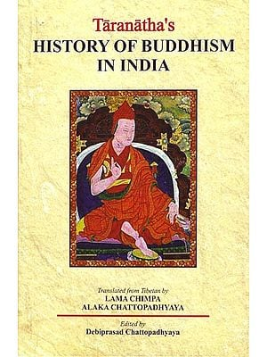 Taranatha's History of Buddhism in India