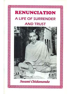 Renunciation: A Life of Surrender and Trust