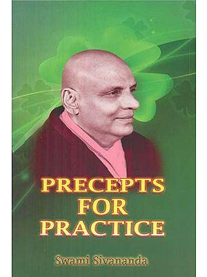Precepts For Practice
