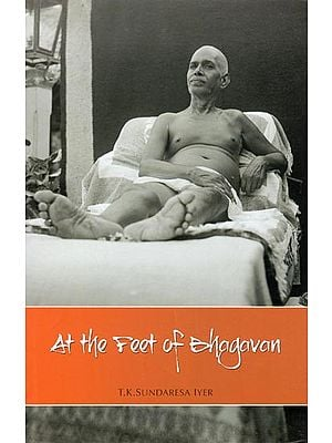 At the Feet of Bhagavan