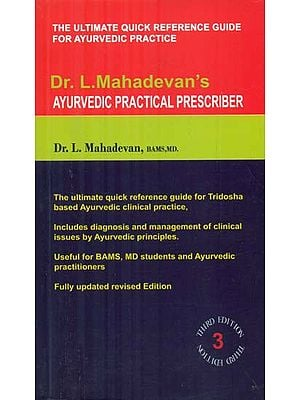 Ayurvedic Practical Prescriber