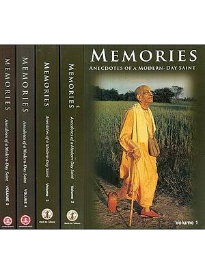 Memories: Anecdotes of a Modern Day Saint (Set of 4 Volumes)
