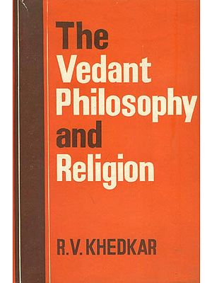 The Vedant Philosophy and Religion (An Old and Rare Book)