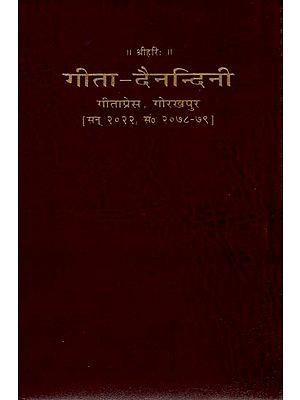 गीता दैनन्दिनी: Daily Diary of Gita (2022)