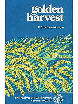 Golden Harvest (An Old and Rare Book)