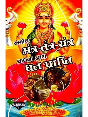 Earning Money Through Unfailing Mantra-Tantra-Yantra Sadhna (Gujarati)