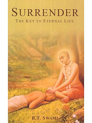 Surrender (The Key to Eternal Life)
