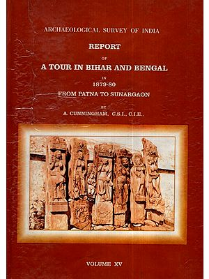ASI Report of A Tour in Bihar and Bengal in 1879-80 from Patna to Sunargaon (Volume XV)