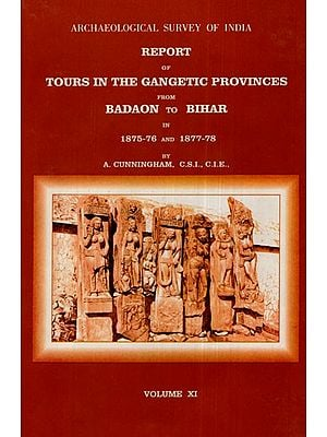 ASI Report of Tours in the Gangetic Provinces from Badaon to Bihar in 1875-76 and 1877-78 (Volume XI)