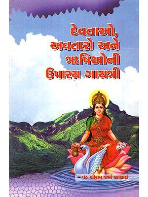 Devtaon,Avataro Ane Rishiyoni Upashya Gayatri (Gujarati)