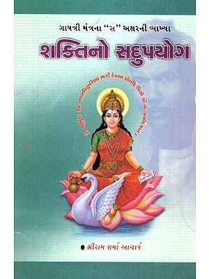 Shaktino Sadupyoga (Gujarati)