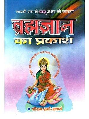 ब्रह्मज्ञान का प्रकाश- Light of Brahmgyan