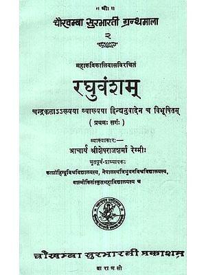 रघुवंशम्- Raghuvamsam of Kalidasa
