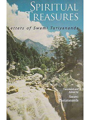Spiritual Treasures (Letters of Swami Turiyananda)